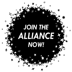 JOIN THE ALLIANCE NOW!